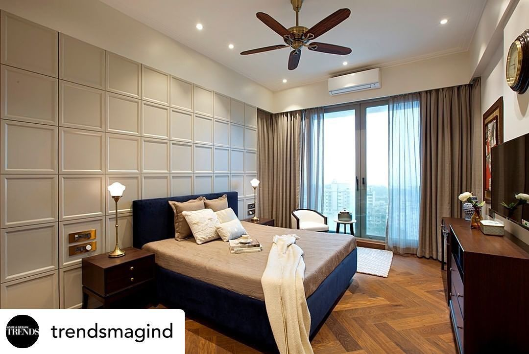 Posted @withregram • @trendsmagind Taking a cue from hospitality spaces around the world, designer Mili Shah (@interiorsbymili ) opts for a muted colour and material palette for this bedroom. • #repost #interiordesign #interiordesigner #interiores #interior #design #feature #featured #homedecor #homeinterior #bedroomdecor #bedroomideas #bedroominspo #bedroomdesign #bedroomstyling #bedroomgoals #bedroomfurniture #masterbedroom #decorgoals #goals #interiør #interior123