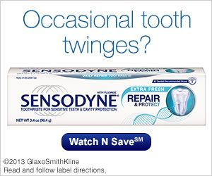 graphic relating to Sensodyne Printable Coupon known as $1.50 Sensodyne® Printable Coupon (It Particularly Functions