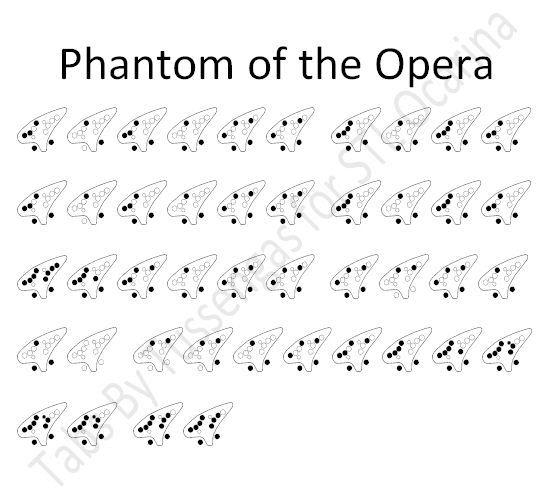 Phantom Of The Opera (Theme)
