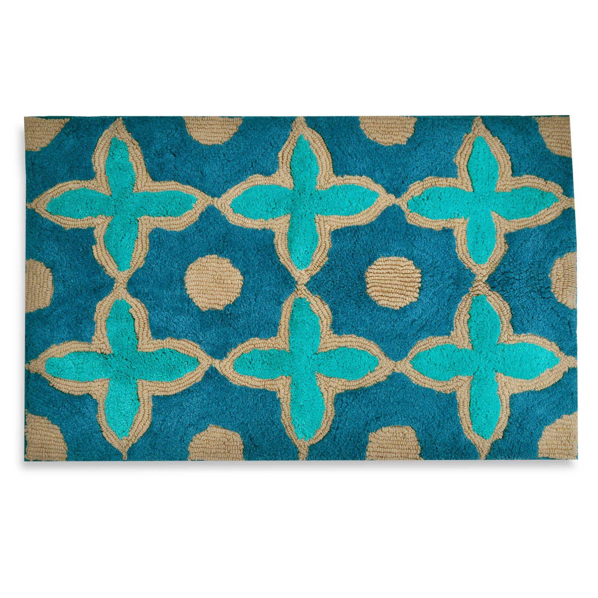 Matisse Shower Curtain Global Homewares Pinterest Bath Rugs - Taupe bath rug for bathroom decorating ideas