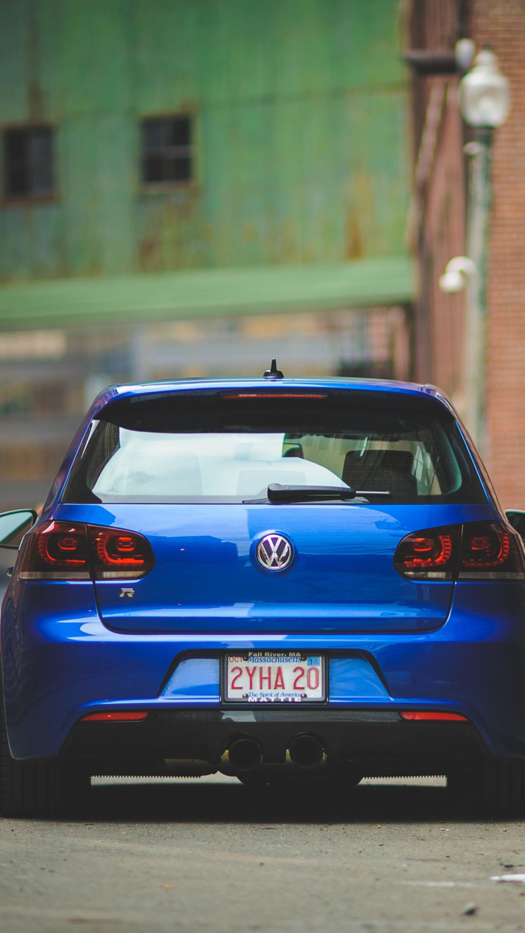 Volkswagen Golf R Wallpaper for iPhone 6 Plus | Images Wallpapers | Vw golf wallpaper ...
