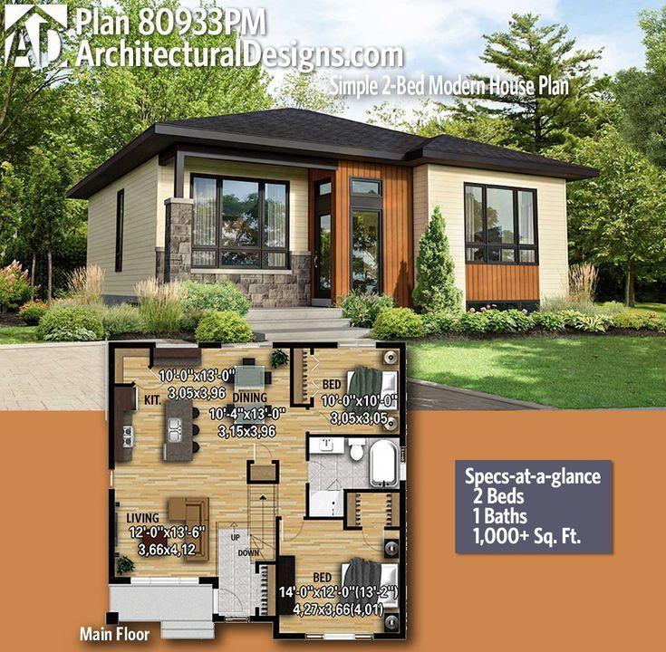 Plan 20147ga Craftsman House Plan With Detached Guest Nest Guest House Plans Multigenerational House Plans House Floor Plans