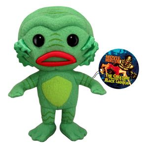 I'm going to make a creature from the black lagoon doll for myself!!!! : )