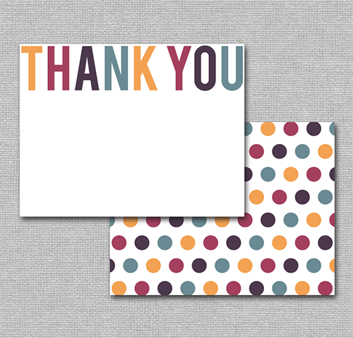images about printable thank you cards Thank