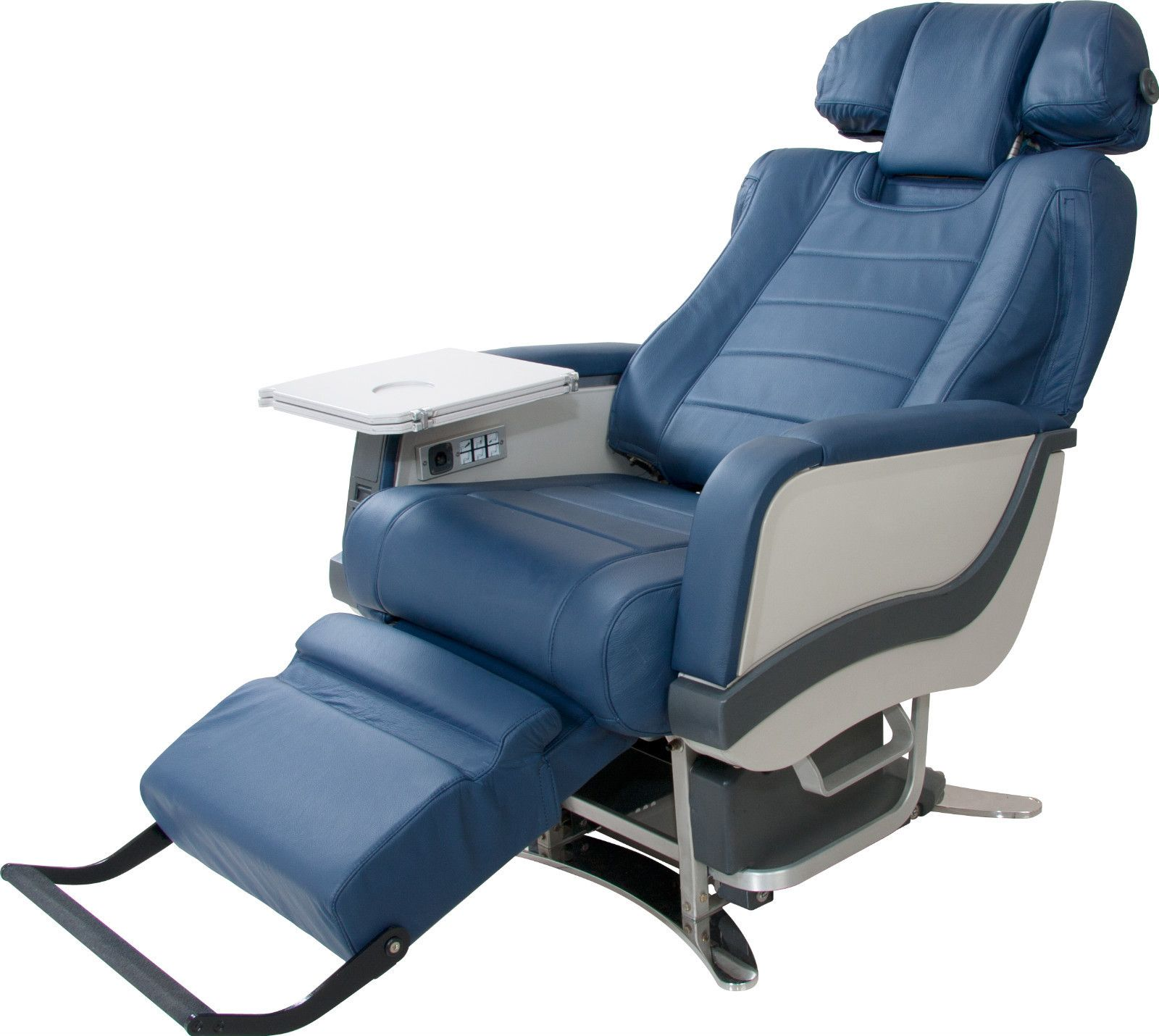 Details about SkyLine First Class Aircraft Seat  Genuine