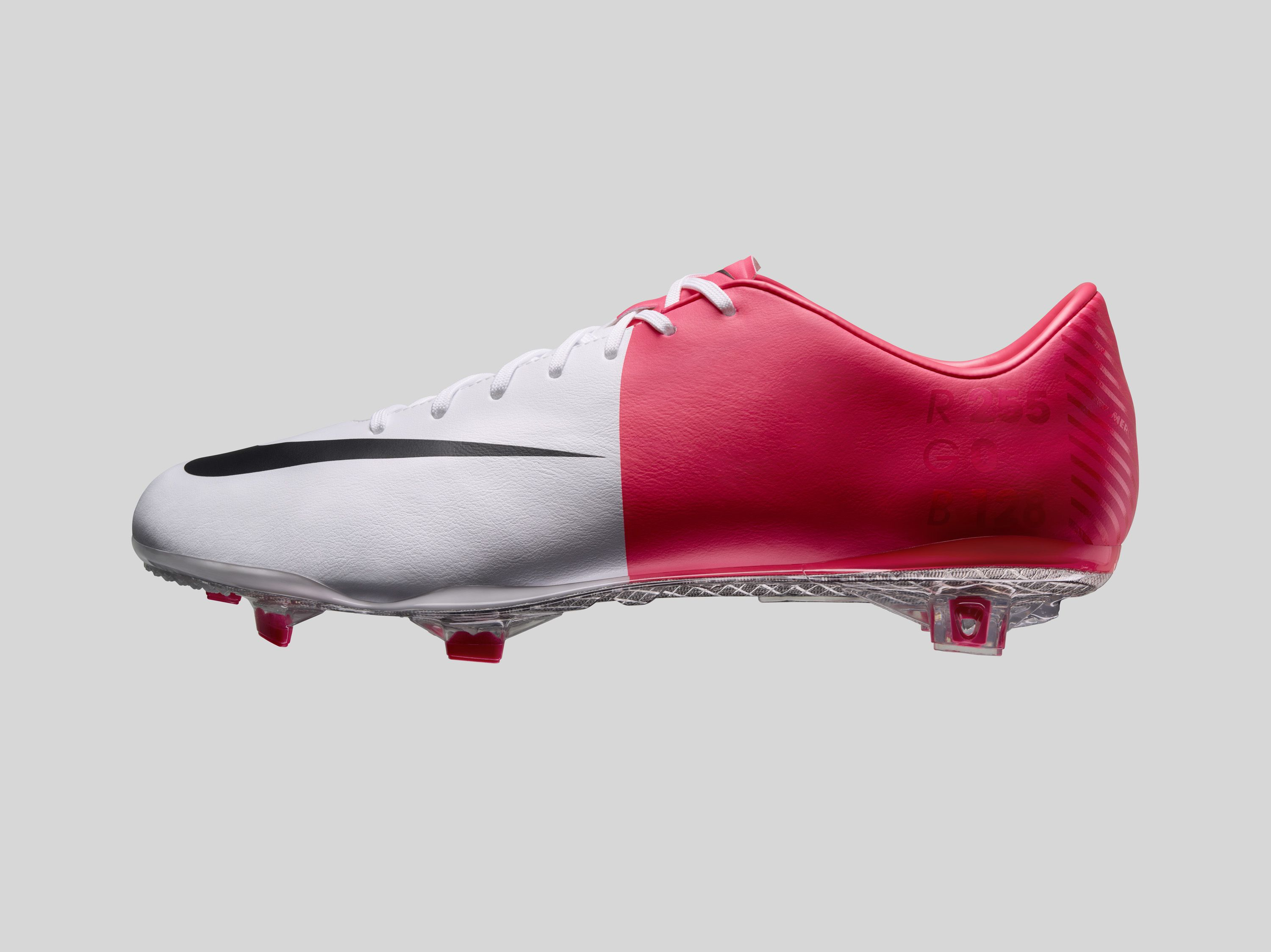 846d46d85 My next pair of boots – Nike Mercurial Vapour VIII: The Clash Collection.  Check out the RGB reference on the side. Brilliant!