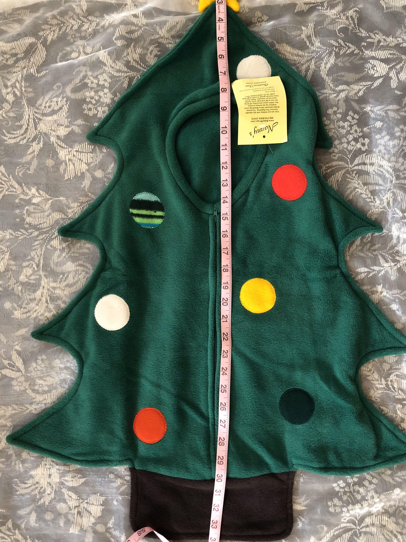 Baby Christmas Tree Costume Polar Fleece Wrap Blanket Cocoon Etsy Christmas Tree Costume Christmas Baby Polar Fleece