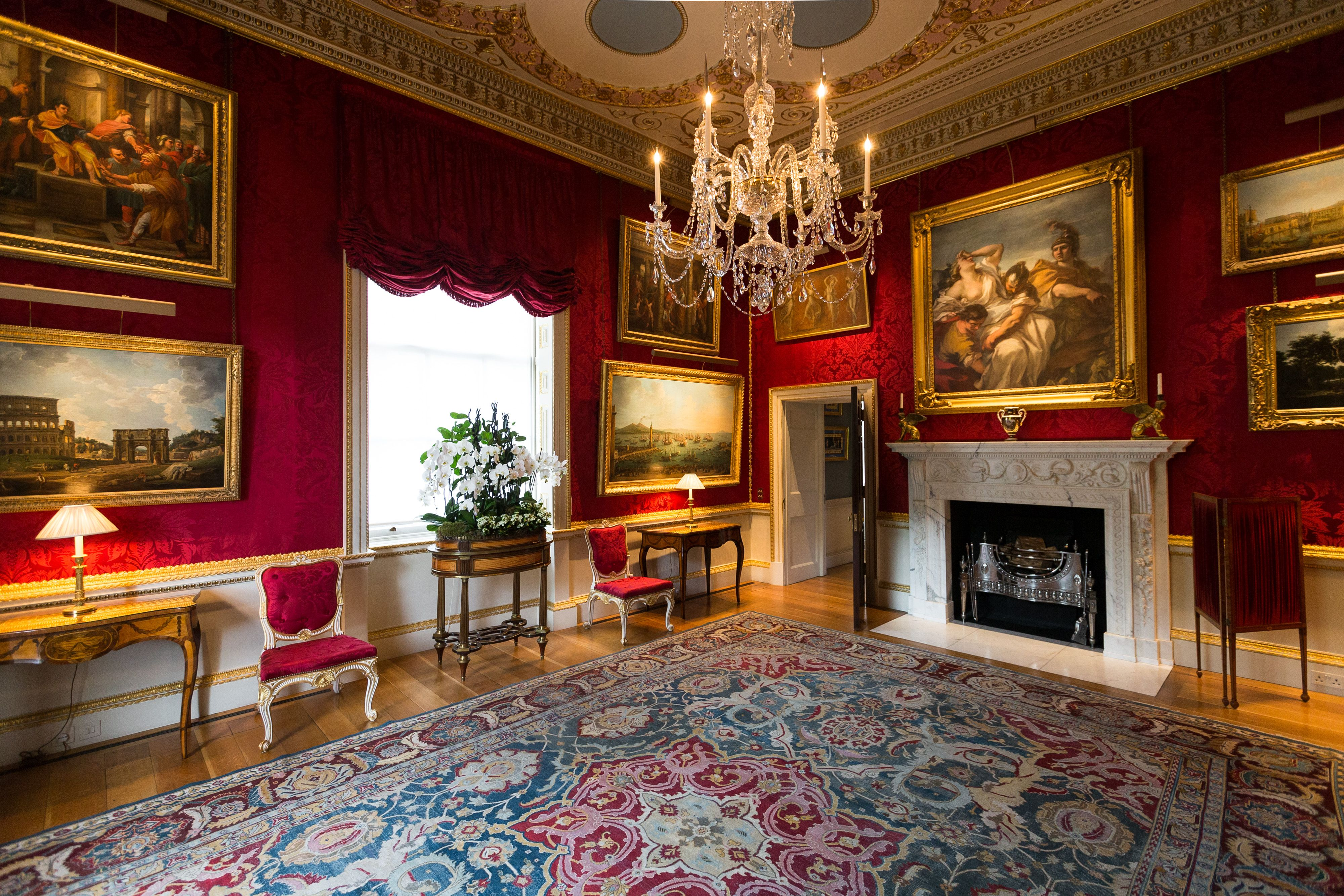 Interior Photography at Spencer House in Piccadilly, London by Cameo Photography | Corporate Photography London, PR Photos, Corporate Event Photographer #corporate #interior  #london #corporatephotography 02084464477