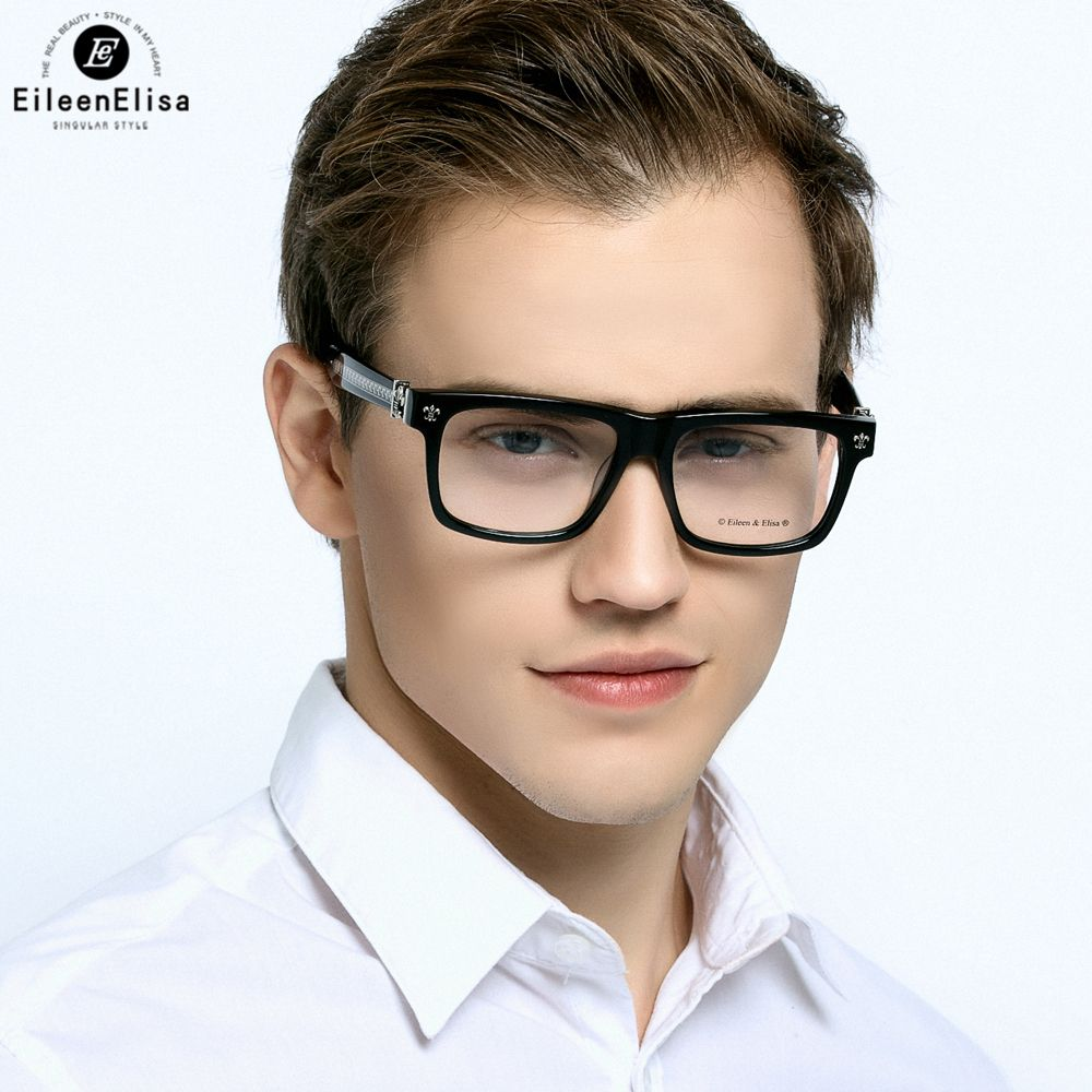 Ee Newest Classical Square Style Eyewear Frame Men Optical