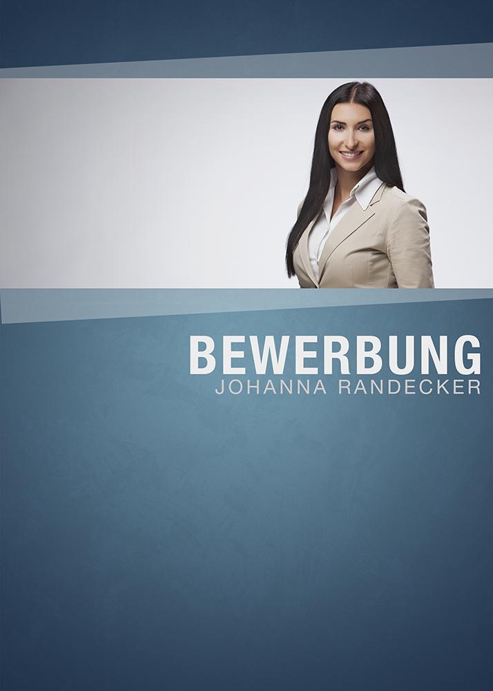 business bewerbungsbild word vorlage deckblatt portrait