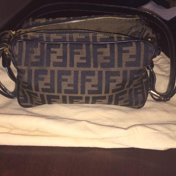 dd633c756763 Vintage FENDI Handbag Authentic Vintage FENDI Handbag in excellent  condition! Lightly worn w  no flaws. This bag is truly one of a kind .