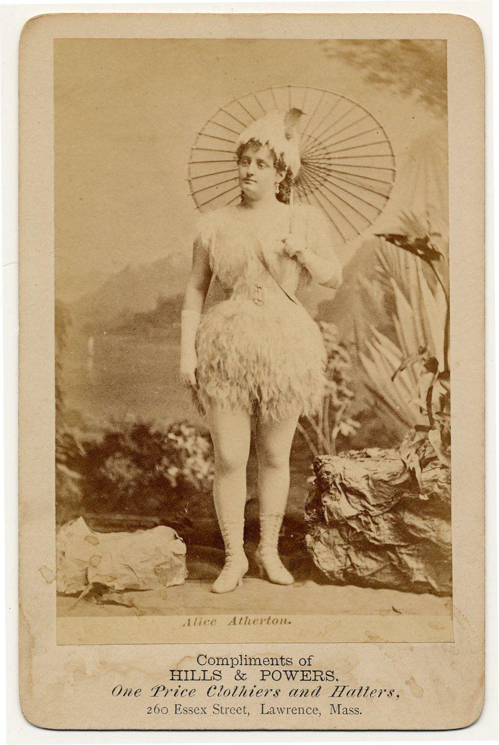 Vintage Burlesque Tights