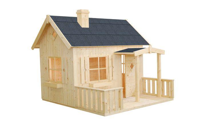 Leikkimökki Okko - playhouse
