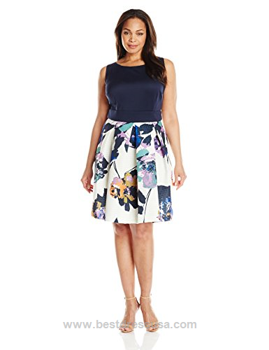 2233fc94b13 40 Plus Size Spring Dresses You ll Love For Easter 2016