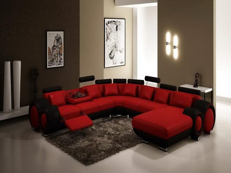 1000+ images about Living Room Ideas on Pinterest | Red living ...