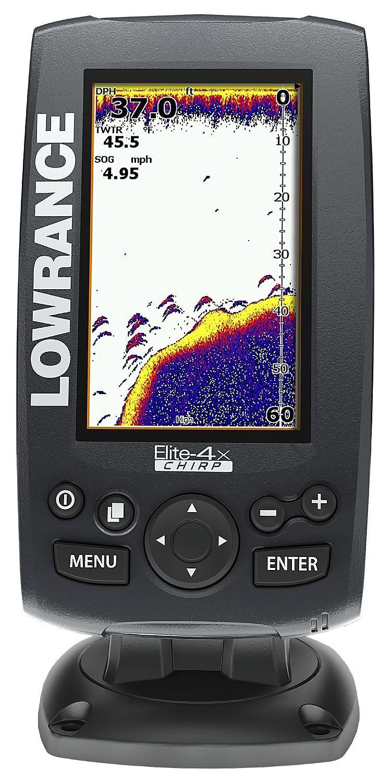 Lowrance Elite4X CHIRP Fishfinder Elite, Electronic