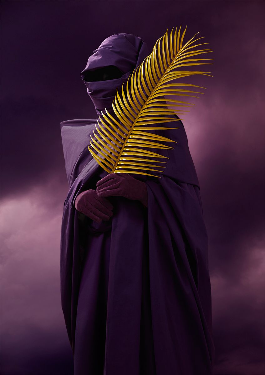 OFFF Unmasked: Demiurges on Behance