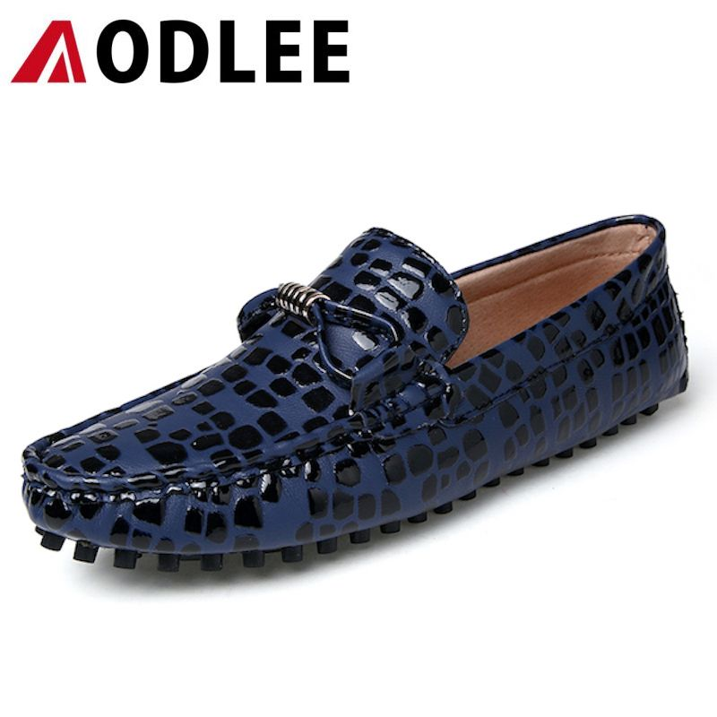 >> Click to Buy << AODLEE Superstar Fashion Mens Flats Leather Shoes Mens Boat Shoes Casual Luxury Brand Chaussure Soft Loafers Men Zapatos Hombre #Affiliate