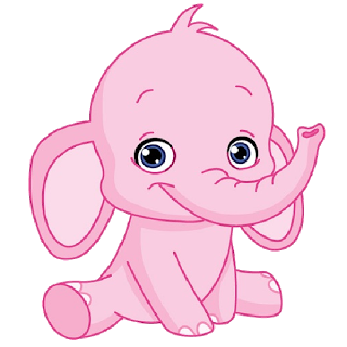 Cute Elephant Elephant Clip Art Cartoon Elephant Baby Elephant Drawing