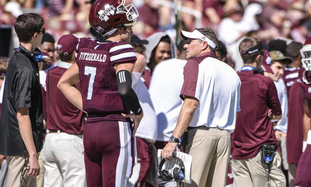 Mississippi State secures top 2018 quarterback target