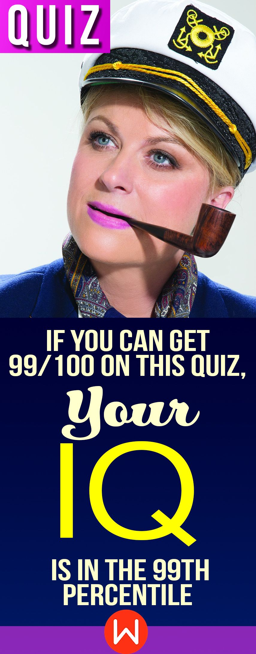 Pin on IQ test!