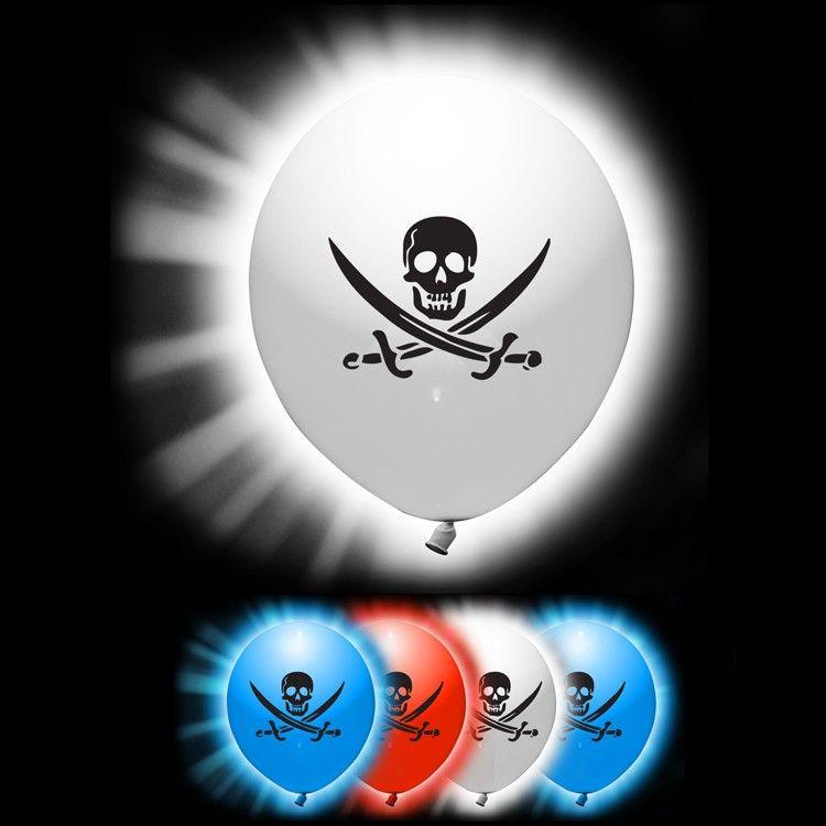 Pirate Illoom Balloons