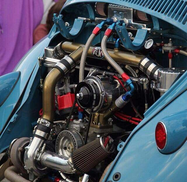 Vw Beetle Wankel Engine: For A Better Future, Turbo EVERYTHING