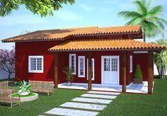 Busca Las Las Mejores Fachadas Sencillas Y Repartelas Por Todo El Mundo Con Balcon Arquitectura Casas D Pergola Bungalow House Plans Deck Designs Backyard