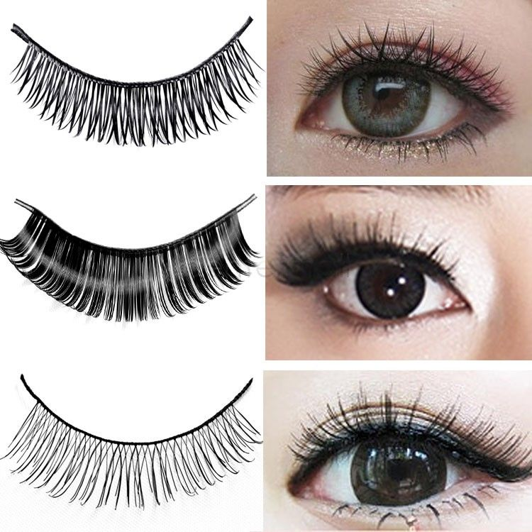 most natural looking false eyelashes | Eyelashes ...
