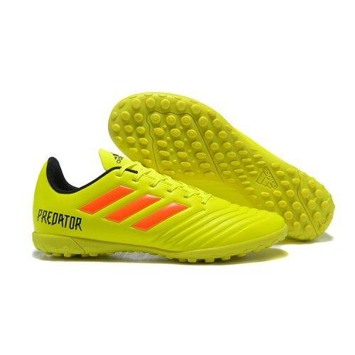 finest selection d952b 6a4f8 Adidas Predator Tango 18.4 TF Botas De Futbol Amarillo Naranja