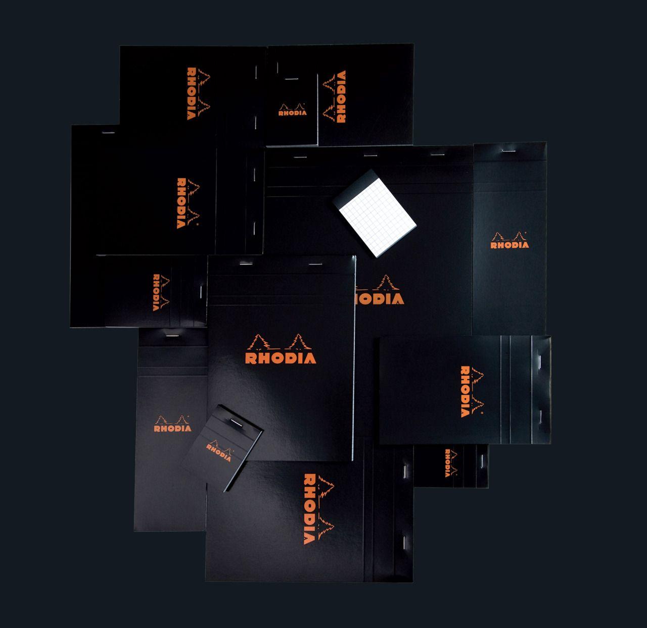 Rhodia black pads