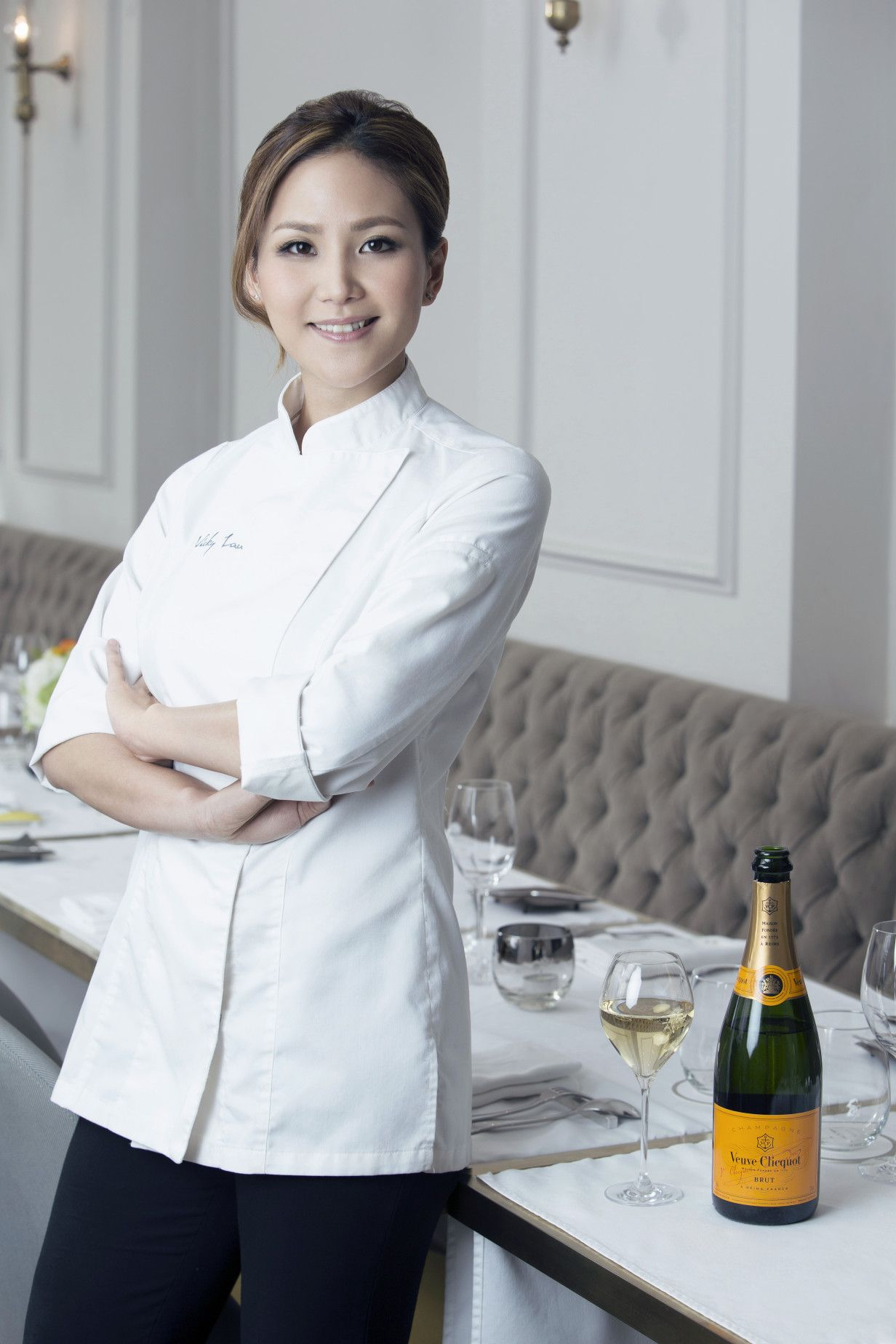 Is A Woman S Place In The Professional Kitchen Female Chef