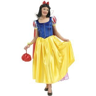 Buy Disney Snow White Costume - Size 8-10 at Argos.co.uk  sc 1 st  Pinterest & Buy Disney Snow White Costume - Size 8-10 at Argos.co.uk - Your ...