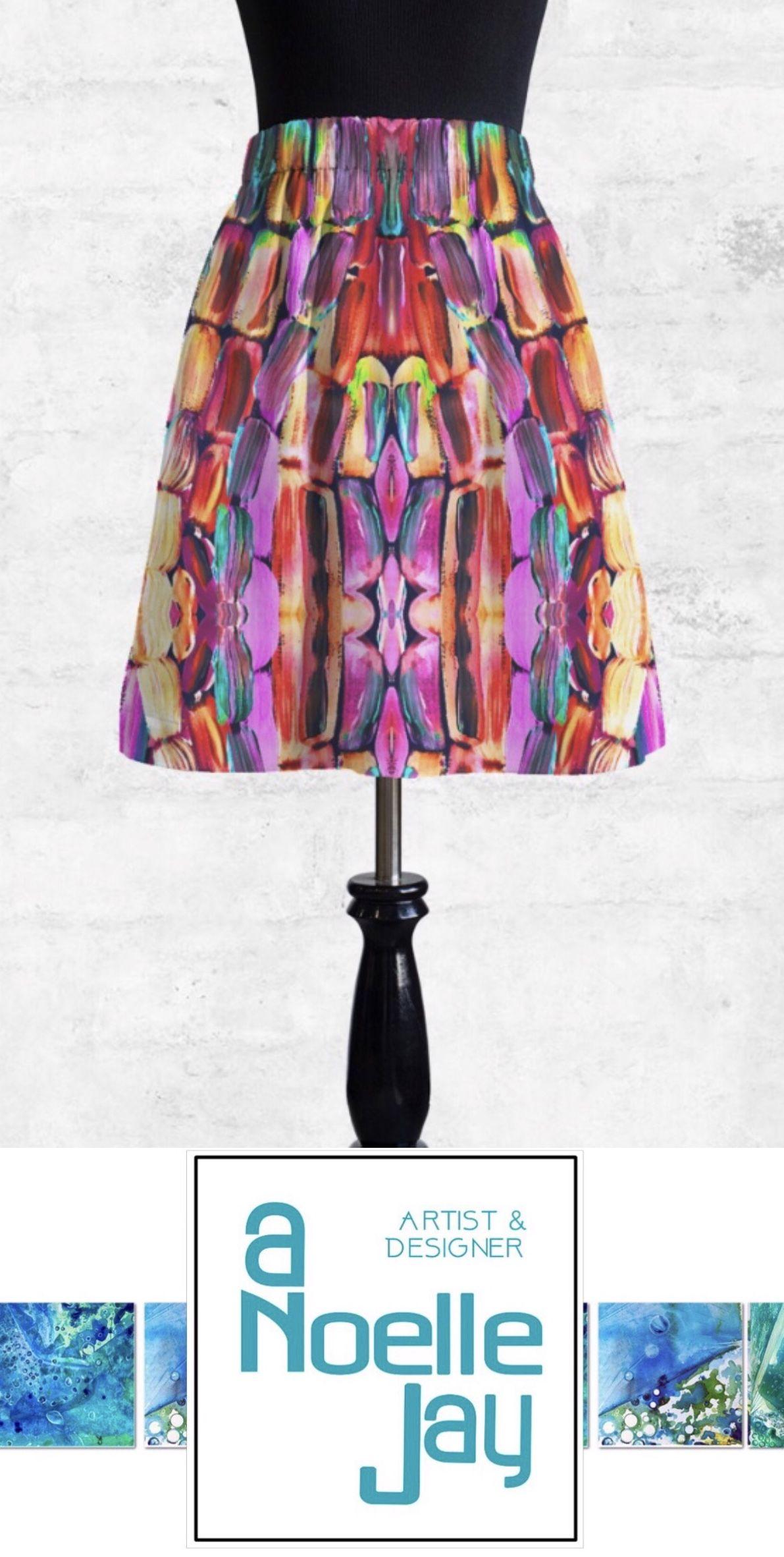 Cheap Sale Visit Cupro Skirt - Make Love Skirt by VIDA VIDA Clearance Purchase 2018 Newest Sale Online Sale Cheap Online Clearance New 2xV1OFN
