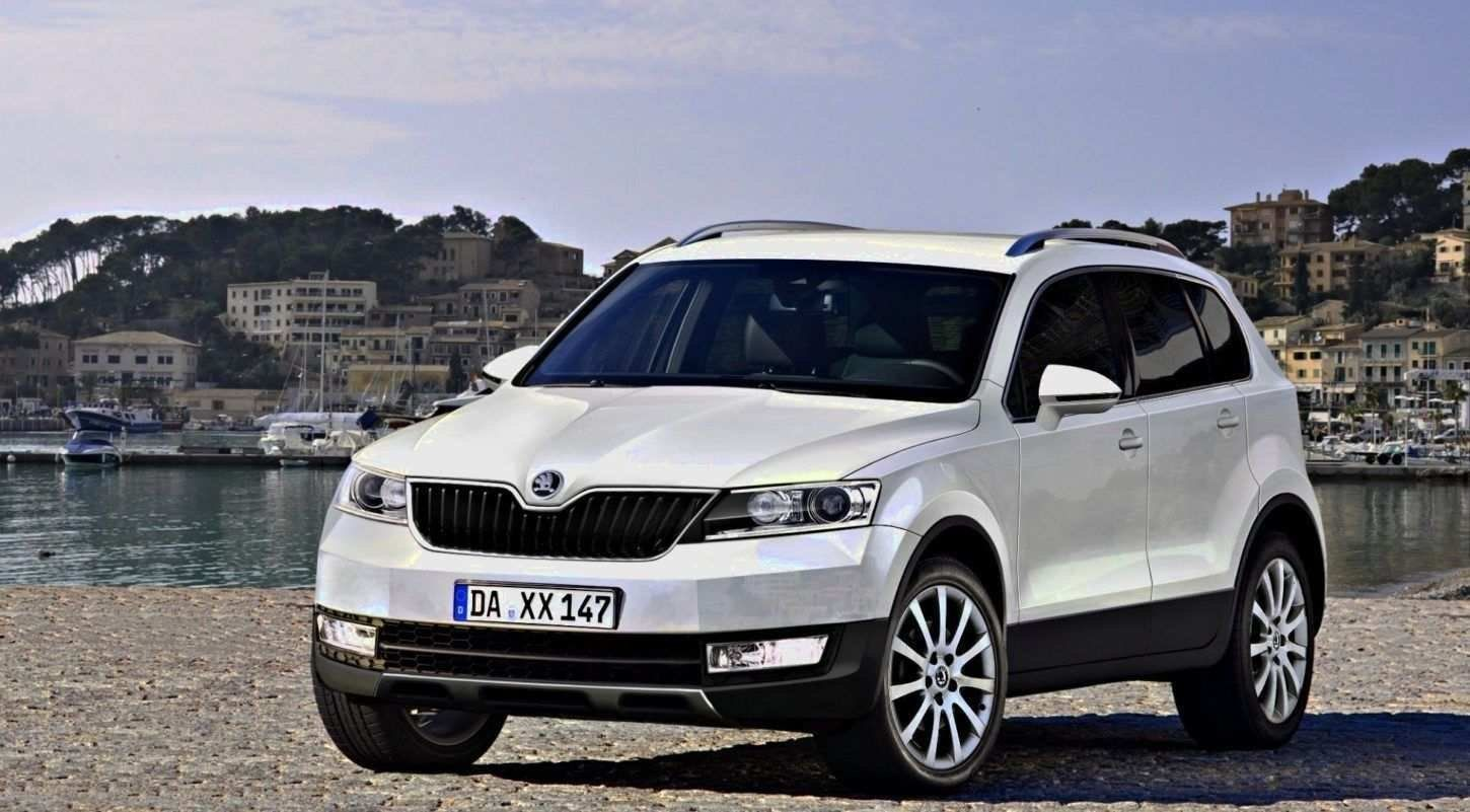 2020 Skoda Yeti Speed Test