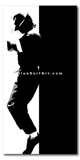 Off the Wall - £84.99 : Canvas Art, Oil Painting Reproduction, Art Commission, Pop Art, Canvas Painting