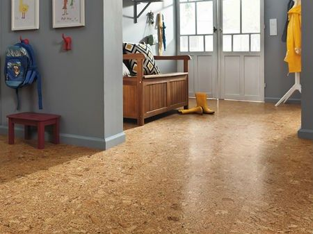 Korkgolv Lagos Natur Room Inspo Cork Flooring Kitchen