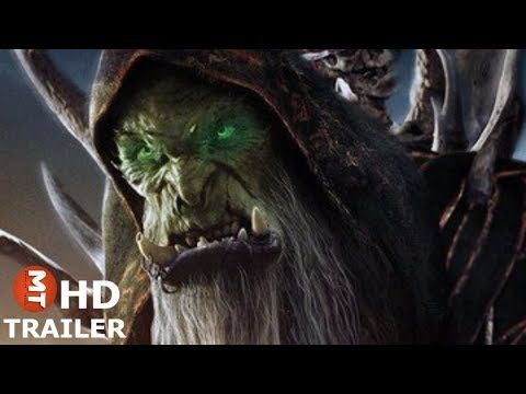 Warcraft 2 2018 Movie Revenge Of Gul Dan Teaser Trailer Fan