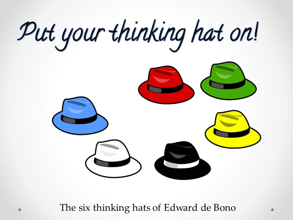 Six Thinking Hats Of Edward De Bono Six Thinking Hats Guided Reading Resources Bono
