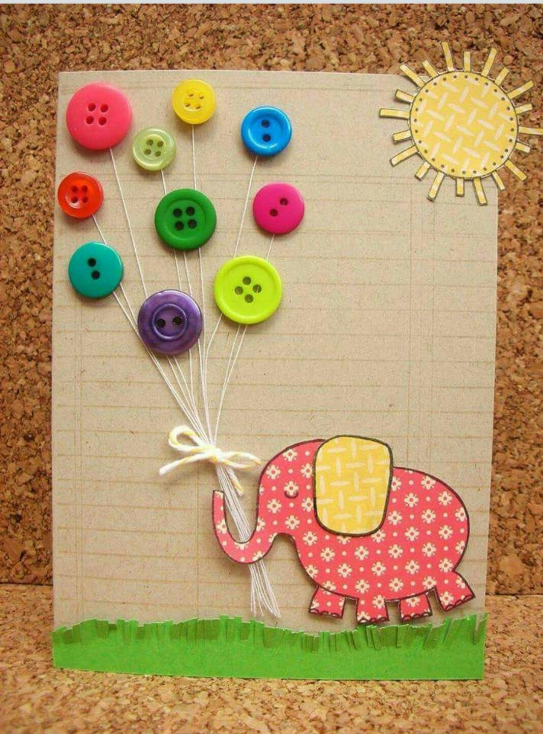 Pin by on art pinterest button crafts gift cards paper crafts diy crafts card ideas wrapping ideas do it yourself diy art iris solutioingenieria Choice Image