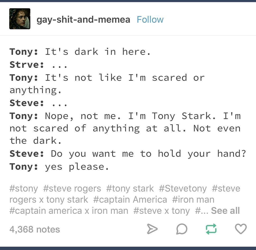 Fuk this would be cute   Stony   Marvel, Stony avengers