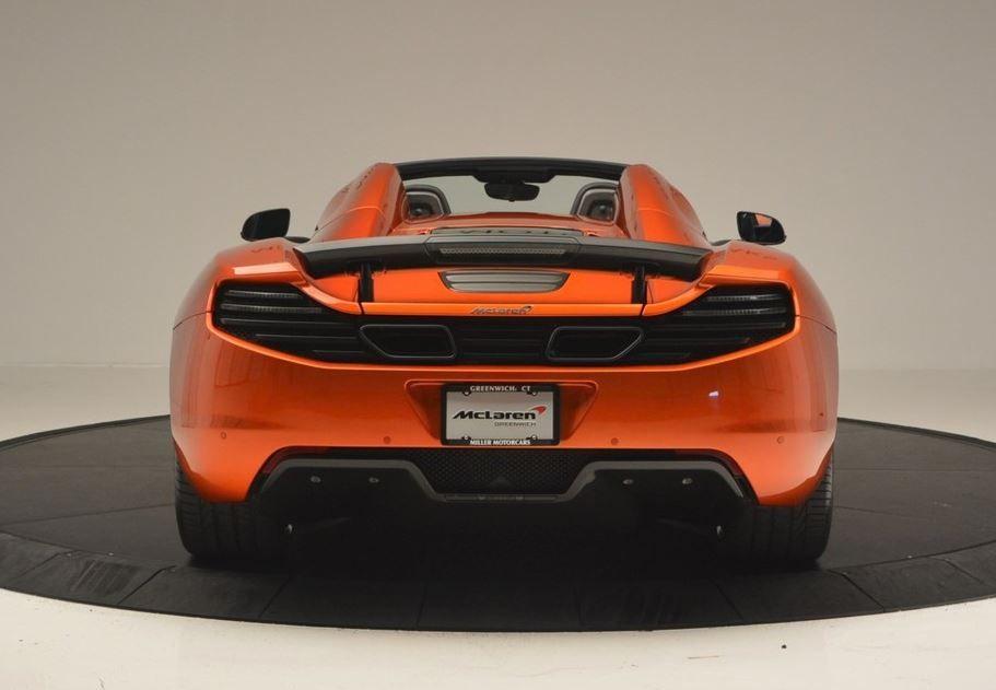 2013 McLaren MP4-12C Base