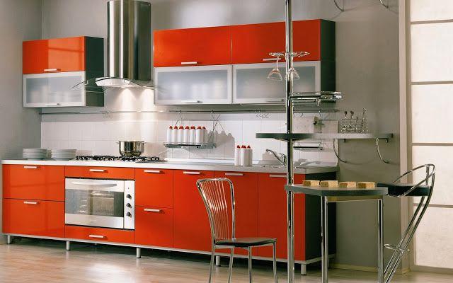 Cocinas rústicas cocinas pequeñas cocinas americanas decoracion de ...