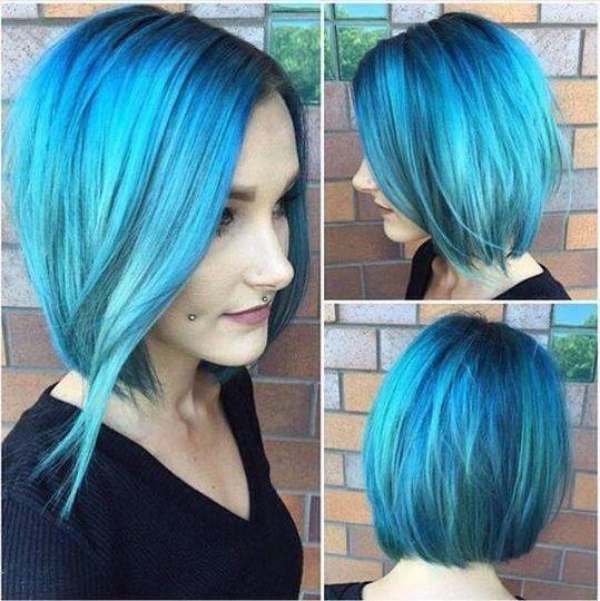 Kurze Haarfarben Neu Die meisten Models - Ideen für Haarfarben -