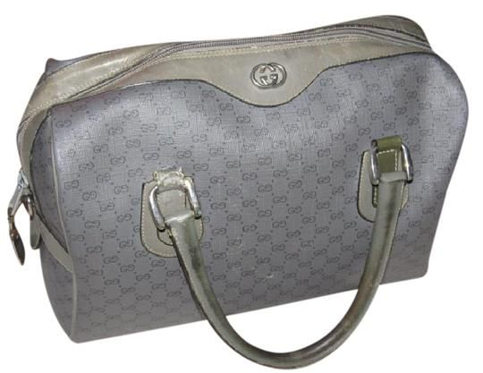 0e1ca3415ab Gucci Color Satchel Boston Two-way Style Great Everyday Excellent Vintage  Satchel in dark