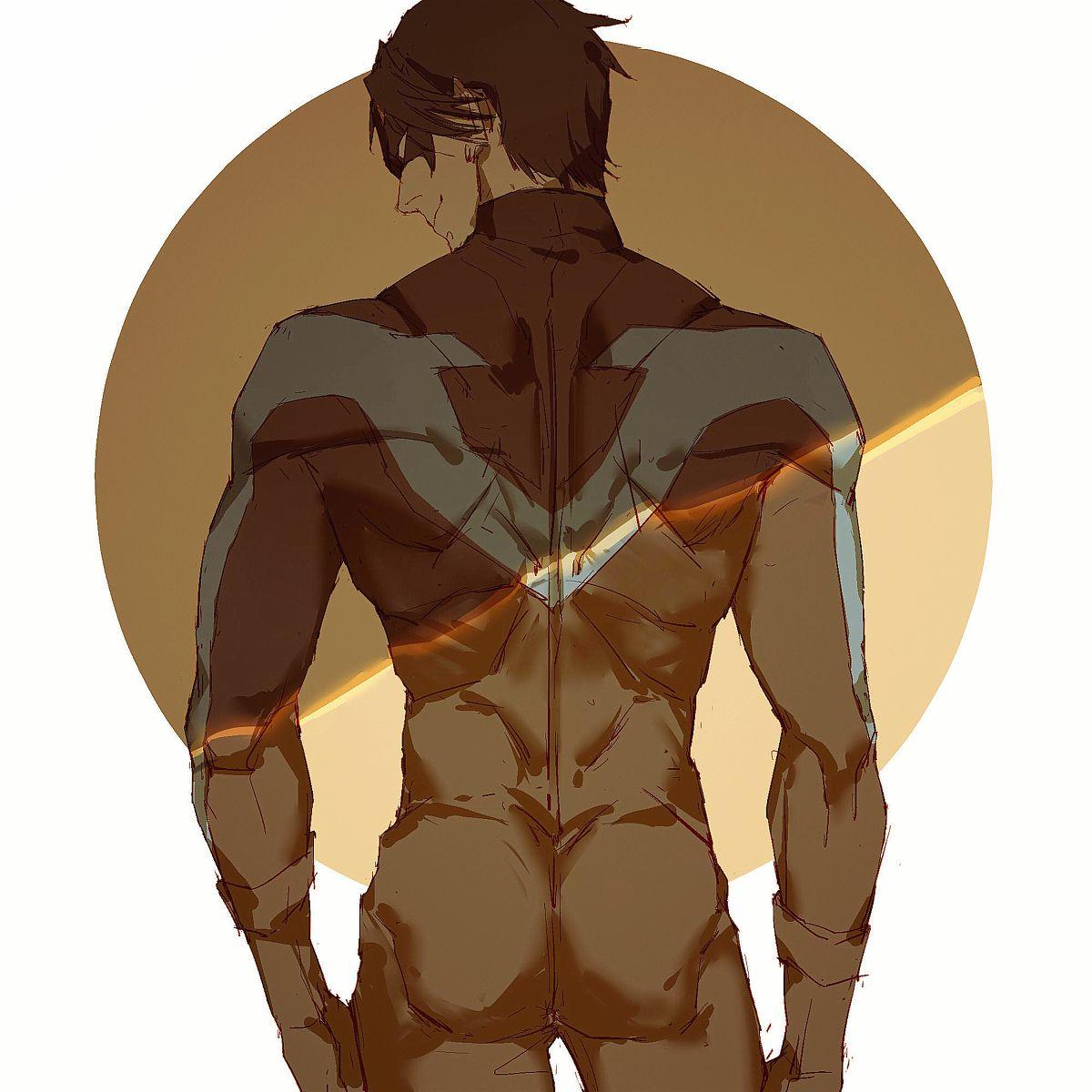 【Nightwing】 [1]