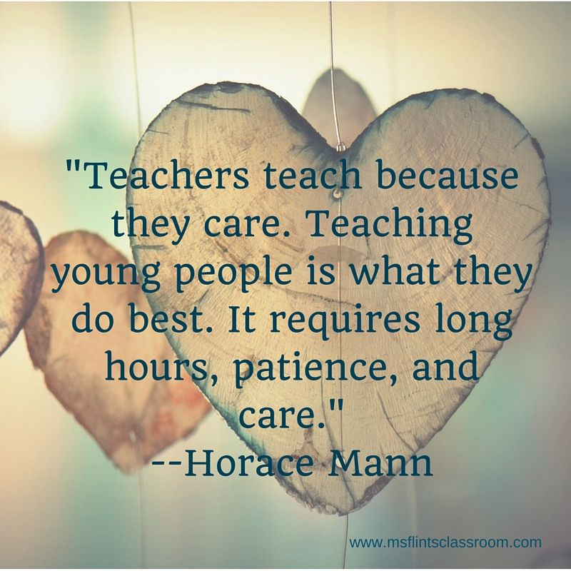 52 Best Inspirational Teaching Quotes Images On Pinterest: 10 Inspirational Quotes For Teachers By Ms. Flint's