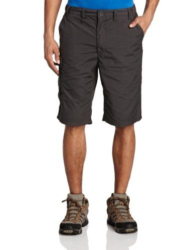 4b7f5f8b70 Craghoppers Mens Kiwi Long Shorts Black Pepper 38Inch *** Be sure to check  out this awesome product.