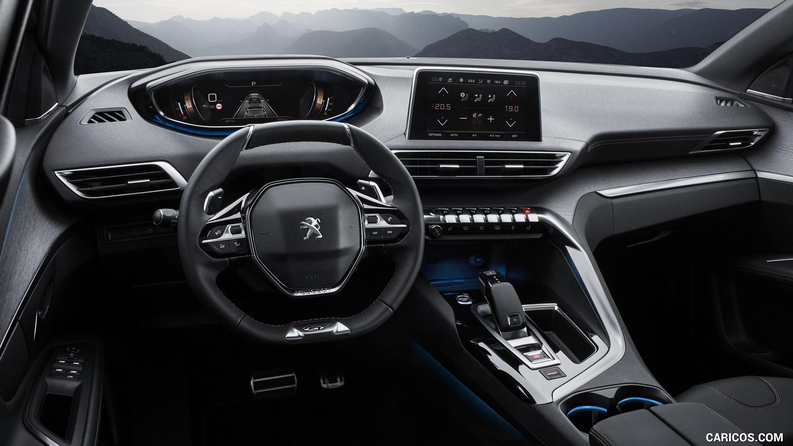 2017 Peugeot 3008 Gt Peugeot 3008 Peugeot Diesel Cars