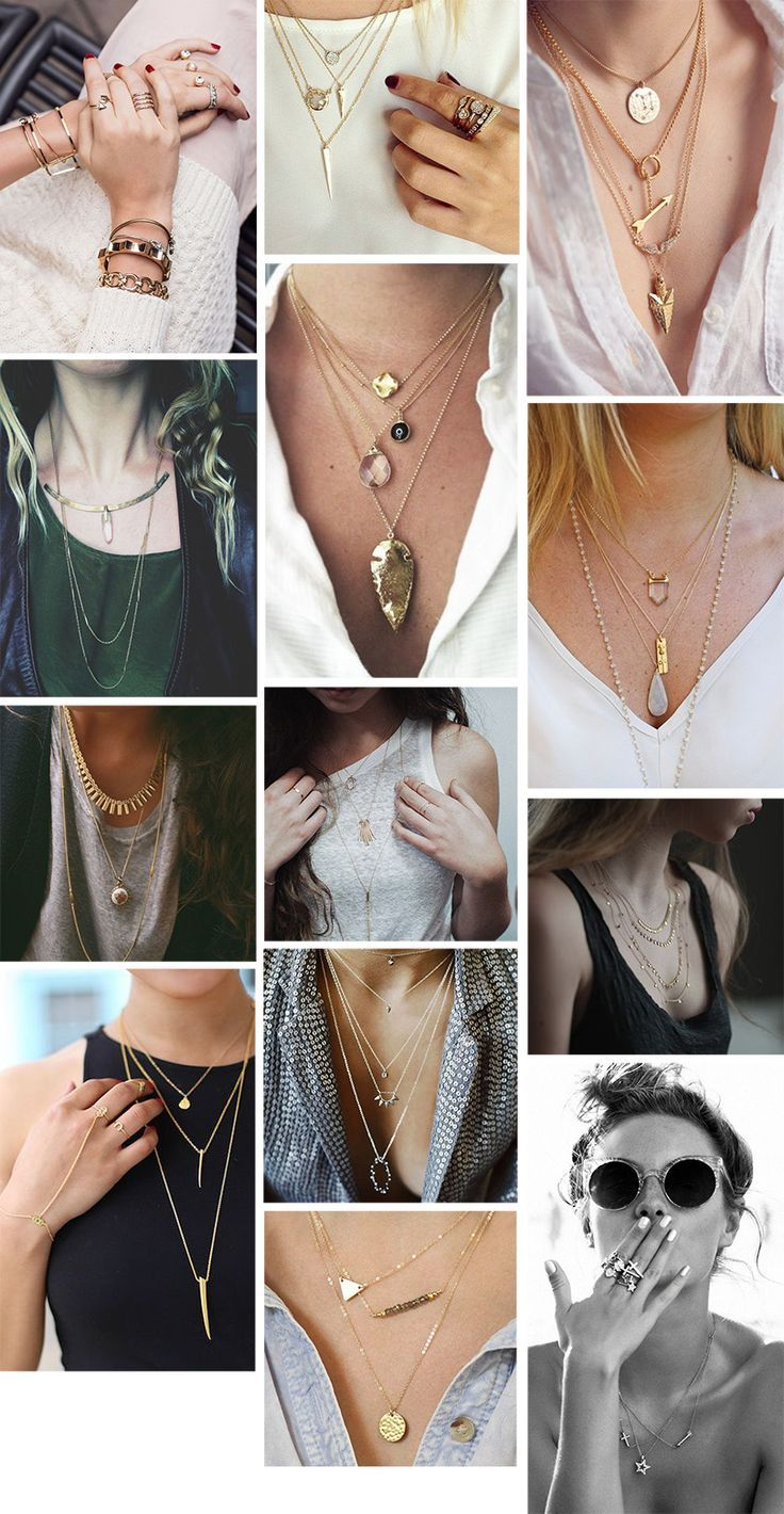 trend lay necklaces necklace finder layered